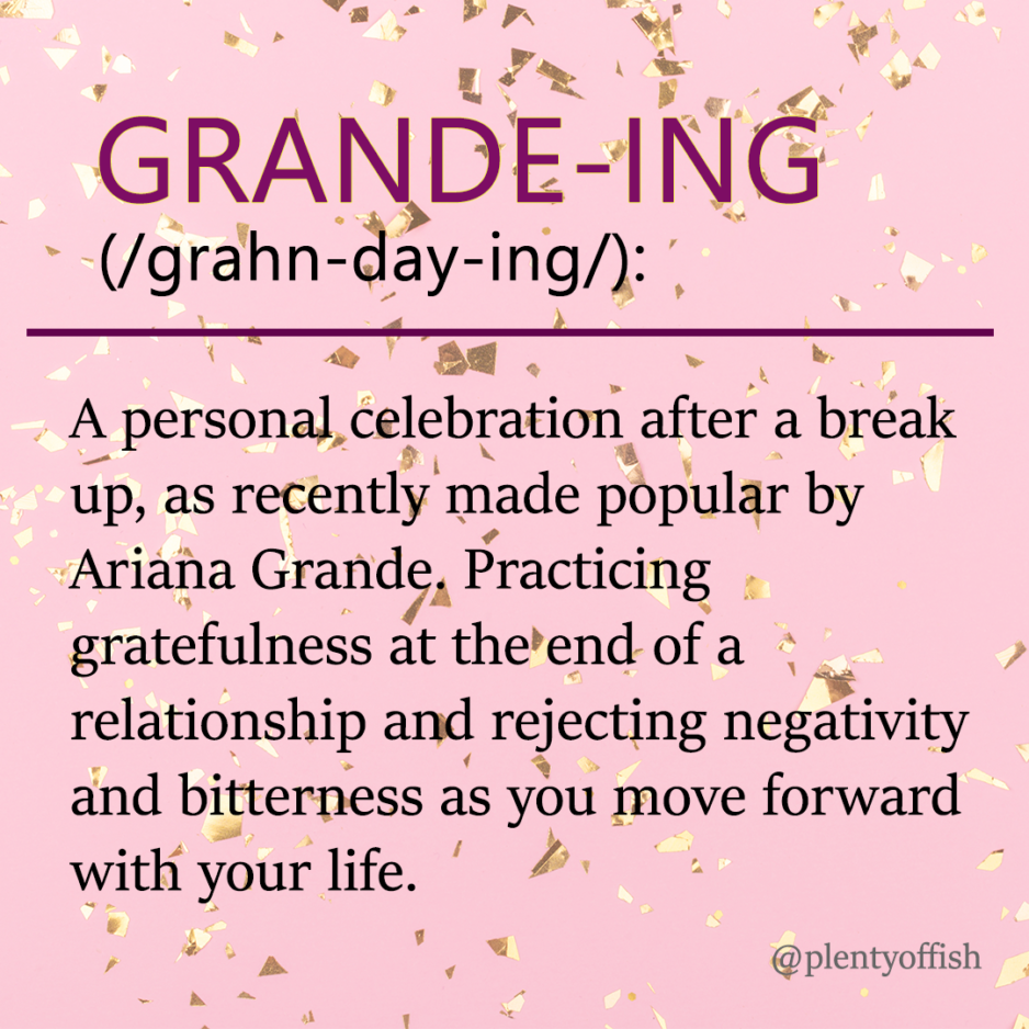 The 8 New Dating Trends You Need To Know Before The New Year: #8 Grande-ing