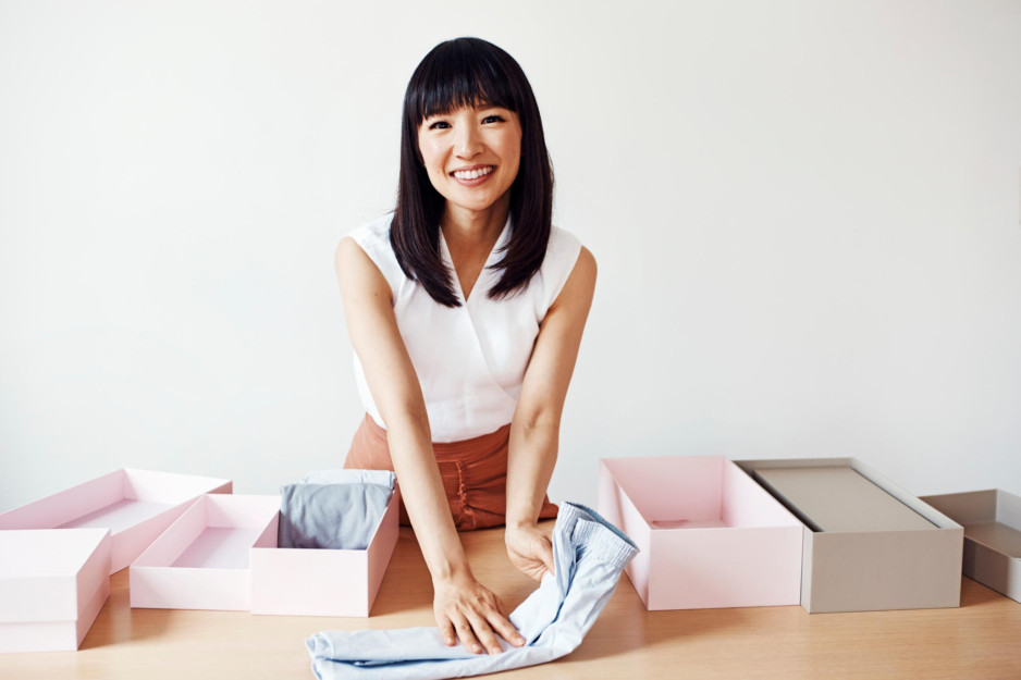 "Applying Marie Kondo's ""Tidying Up"" Rules to Your Dating Life"
