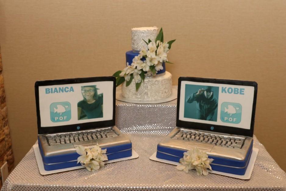 Jacoby & Bianca's Plenty of Fish Themed Wedding!